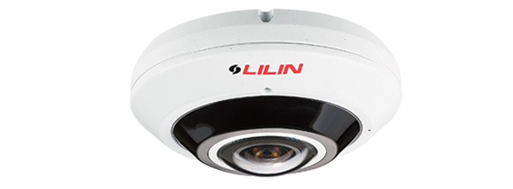 LILIN Release Immervision Certified 360 Panoramic Cameras